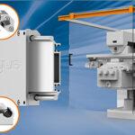 Polymer rollers assist igus' hybrid linear system