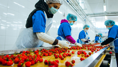 """The """"New Normal"""" for Food Processing Industry"""