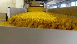 Cereal processing is a multiplex operation