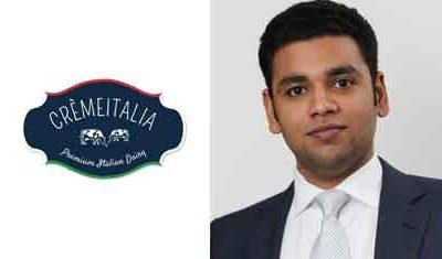 Managing Partner of Crèmeitalia talked about providing various artisanal