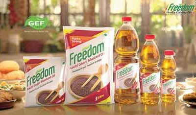 Freedom Healthy Cooking Oils are doing an awareness
