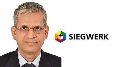 Ramakrishna Karanth appointed CEO Siegwerk India
