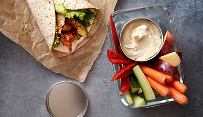 Why Hummus? The Convenient Snack for Health and Indugence