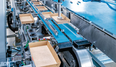 A Sustainable Competitive Advantage for Food Manufacturers