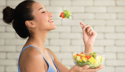Mindful eating: Perspectives from Ayurveda