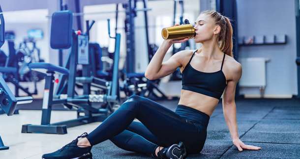 Sports Nutrition that Makes A Sportsperson Keep Going