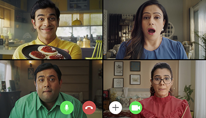 Mother's Recipe Breaks the Monotony in life with Desi Szechwan TVC Release Lagao, Baaki Sab Bhool Jao Campaign