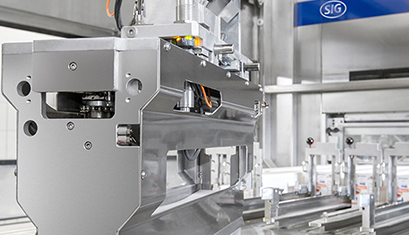 SIG Helps Food and Beverage Manufacturers Take a Major Step Towards Fully Automated Plants With its Next-Generation Robotic Sleeve Magazine
