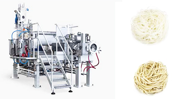 Firm, Chewy, and Bouncy: GEA Strikes the Right Balance for Perfect Noodles