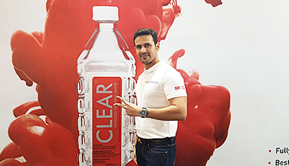 Clear Pani Redefining the Bottled Drinking Water Segment Through Exceptional Quality and Sustainable Packaging